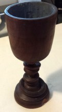 Goblet with rings