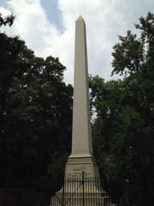 Mary Washington Monument