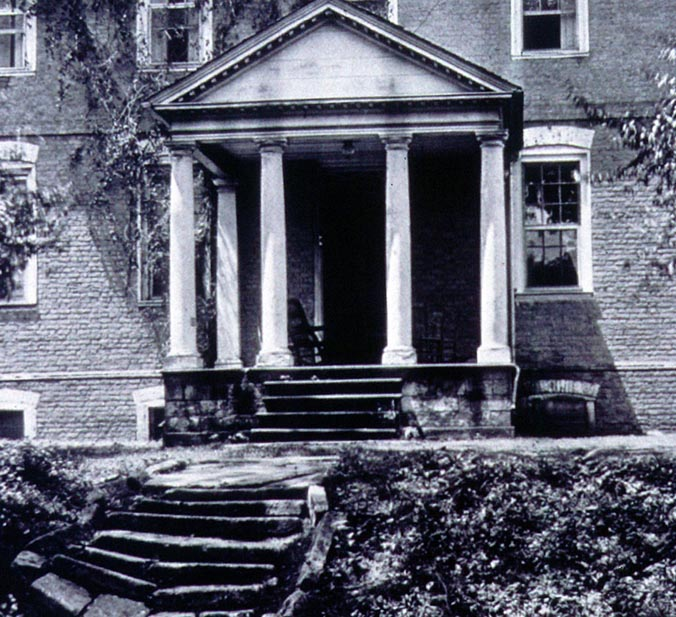 Kenmore's East Portico