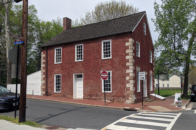 Lewis Store in Fredericksburg, Virginia