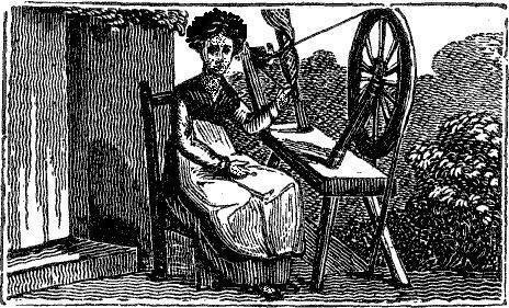 enslaved seamstress