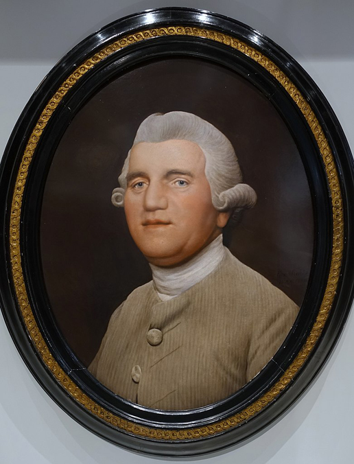 Josiah Wedgwood (1780) by George Stubbs