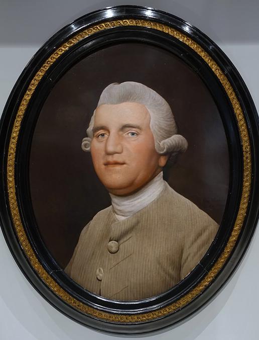 Josiah Wedgwood (1780) by George Stubbs